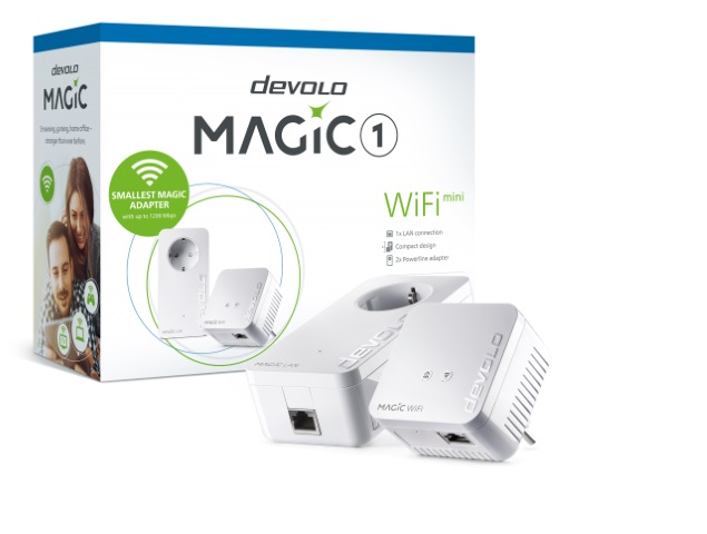devolo-magic-1-wifi-mini:-mini-μέγεθος-maxi-απόδοση!